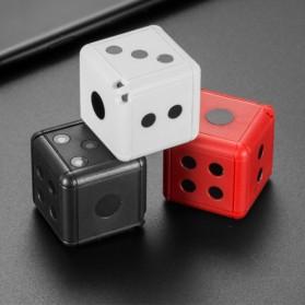 SpiedCat Kamera Pengintai Bentuk Dadu 1080P Dice Mini DV Camera - SQ16 - Black - 3