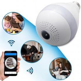 KERUI CCTV IP Camera Model Bohlam LED E27 960P 1.3MP - IPC-C3310-B1 - White - 2
