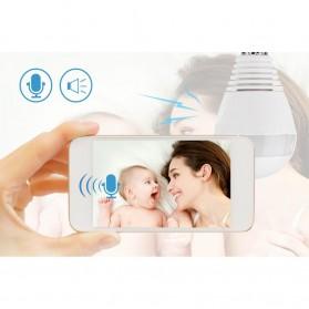 KERUI CCTV IP Camera Model Bohlam LED E27 960P 1.3MP - IPC-C3310-B1 - White - 5