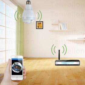 KERUI CCTV IP Camera Model Bohlam LED E27 960P 1.3MP - IPC-C3310-B1 - White - 7