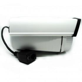 CCD Dome CCTV Camera 1/4 Inch CMOS 720P 6mm - IPW4-04 - White - 3