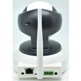 IP Camera with TF Card Slot 720P - IP1005W - White - 3