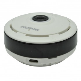 Sinofer Panoramic Wireless IP Camera CCTV 360 Degree 960P - S-C03 - White - 3