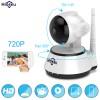 Hiseeu Wireless IP Camera CCTV HD 720P - White