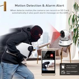 Hiseeu Wireless IP Camera CCTV HD 720P - White - 3