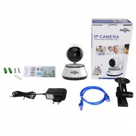 Hiseeu Wireless IP Camera CCTV HD 720P - White - 5