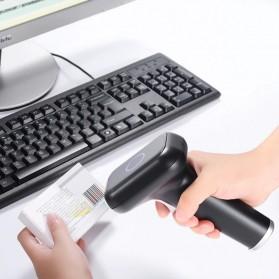 YK&SCAN USB Barcode Scanner 2D QR 1D - HS26 - Black - 10