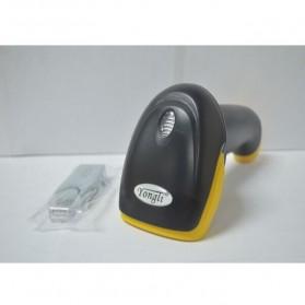 Yongli Wireless Barcode Scanner - XYL-8038 - Black - 2