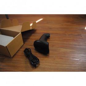 Zjiang Wired Barcode Scanner 1D 2D QR - ZJ-7810 - Black - 4
