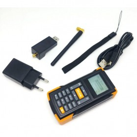Mini Data Collector Scanning Stock Wireless Barcode Reader - 1810063 - Black - 7
