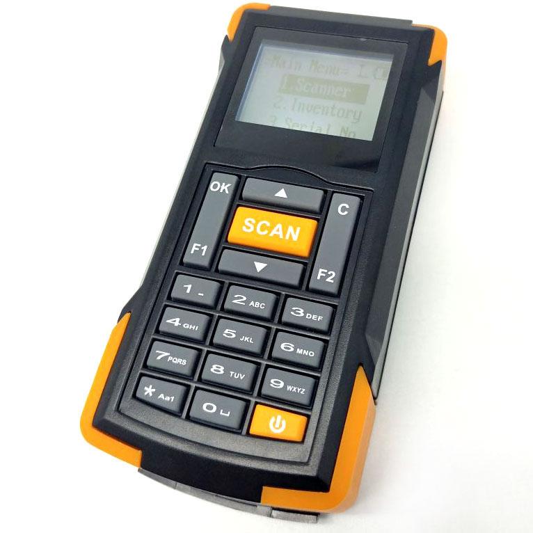 Mini Data Collector Scanning Stock Wireless Barcode Reader - 1810063 - Black