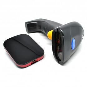 Taffware Wireless Barcode Scanner with Storage - YK-W930 - Black - 3