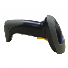 Taffware Handsfree Automatic Laser 1D Barcode Scanner Reader with Stand - YK-990 - Gray - 2