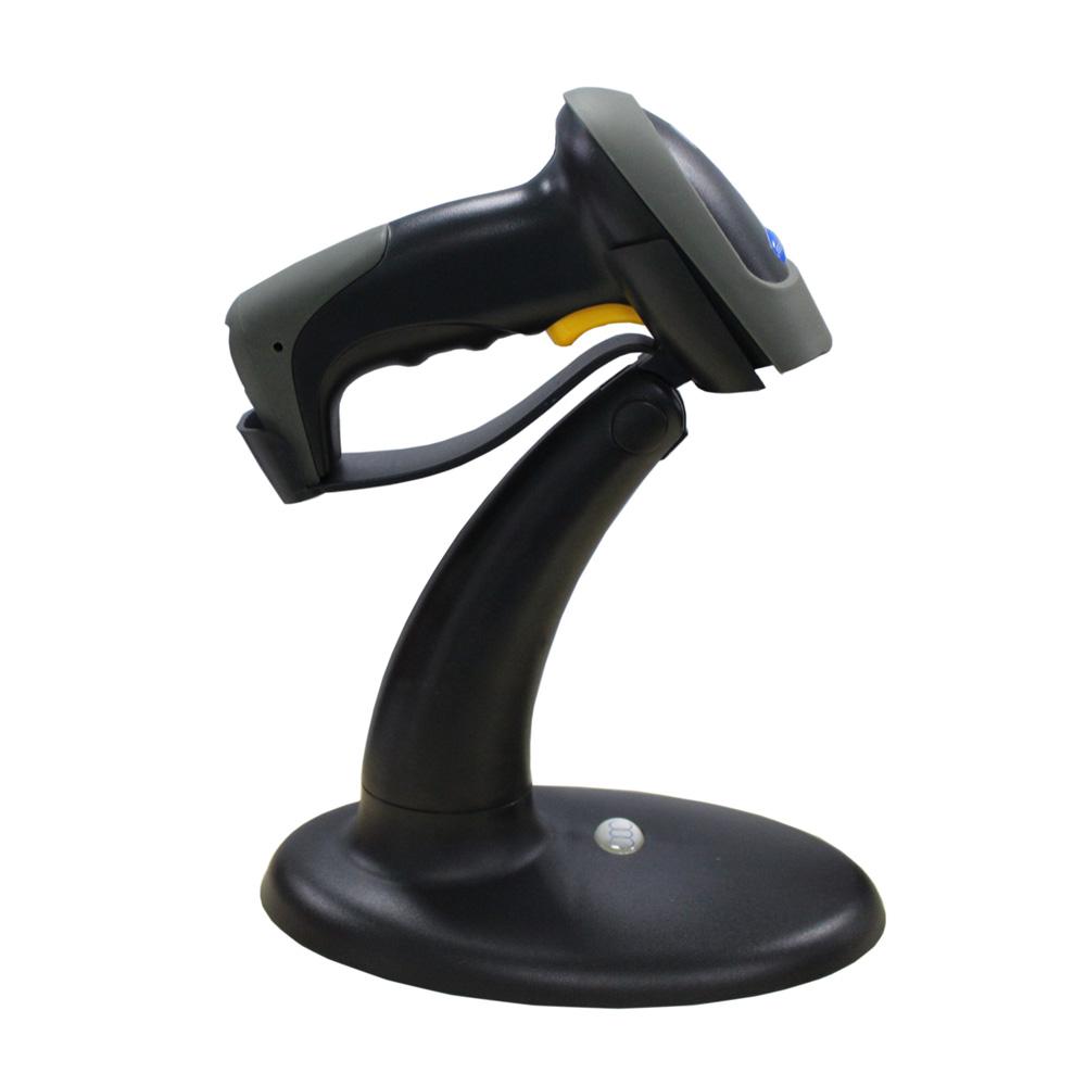 Barcode Scanner Nfc Tag Harga Murah Obeng Set Kecil Cocok Untuk Hp Leptop Dll Etronik Lain Nya Taffware Handsfree Automatic Laser 1d Reader With Stand Yk990 Gray