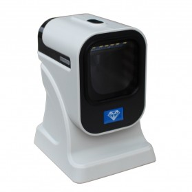 Taffware 2D Omnidirectional Image Barcode Scanner - YK6200 - White