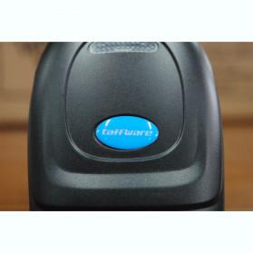 Taffware 1D Laser Barcode Scanner - YK910 - Black - 5