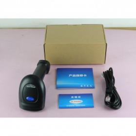 Taffware 1D Laser Barcode Scanner - YK910 - Black - 8