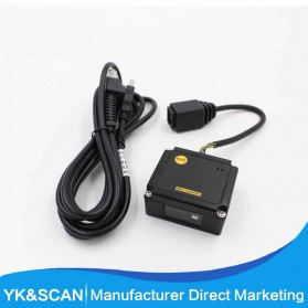 TaffWare Embedded Barcode Scanner 2D QR 1D - EP2000 - Black - 2