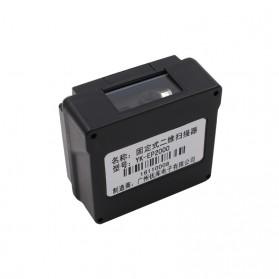 TaffWare Embedded Barcode Scanner 2D QR 1D - EP2000 - Black - 5