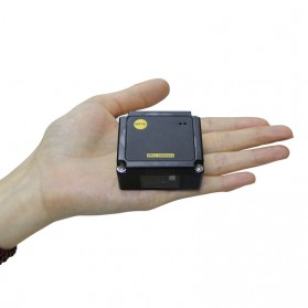 TaffWare Embedded Barcode Scanner 2D QR 1D - EP2000 - Black - 6