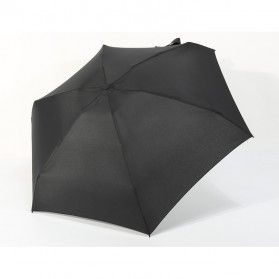 Payung Lipat Simple Fashion Umbrella UV Protection 87 cm - DYD164 - Black - 3