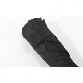Payung Lipat Simple Fashion Umbrella UV Protection 87 cm - DYD164 - Black - 10