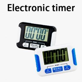 Timer & Stopwatch Masak Dapur Kitchen Chronograph - RT332 - Black - 2