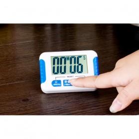 Timer & Stopwatch Masak Dapur Kitchen Chronograph - RT332 - Black - 5