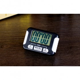 Timer & Stopwatch Masak Dapur Kitchen Chronograph - RT332 - Black - 6