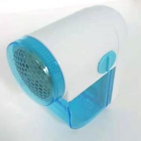 TaffHOME Pencukur Bulu Halus Pakaian Electric Cloth Wool Fabric Shaver Lint Remover - FL-188 - White - 8