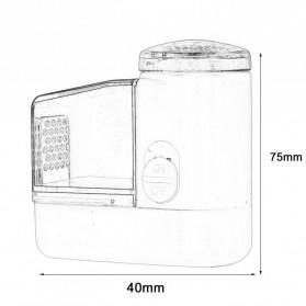 TaffHOME Pencukur Bulu Halus Pakaian Electric Cloth Wool Fabric Shaver Lint Remover - FL-188 - White - 10