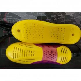 Pengering Sepatu Elektrik Penghilang Bau Odor Dehumidify - AD - Yellow - 2