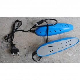 Pengering Sepatu Elektrik Shoes Dryer Deodorizing 28-37 Euro - SD29 - Blue - 2