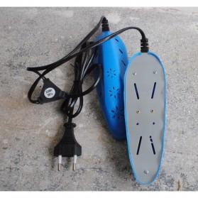 Pengering Sepatu Elektrik Shoes Dryer Deodorizing 28-37 Euro - SD29 - Blue - 3