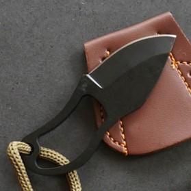 Pisau Perlindungan Diri Self Defense Knife Survival Tool - HW1188