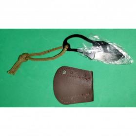 Pisau Perlindungan Diri Self Defense Knife Survival Tool - HW1188 - 7