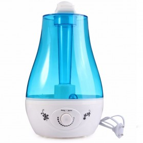 XProject Air Humidifier Ultrasonic Large Capacity 3L - Blue - 6