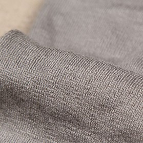 BAMBOO Kaos Kaki Pendek Invisible Bawah Mata Kaki 6 Pasang - A11319CZ - White - 7