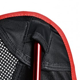 JOCESTYLE Kursi Lipat Memancing Portable Collapsible Folding Fishing Chair High Design - SF733 - Blue - 4