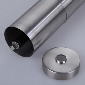 Alat Penggiling Kopi Coffee Bean Grinder Stainless Steel - E805 - Silver - 3