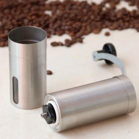 Alat Penggiling Kopi Coffee Bean Grinder Stainless Steel - E805 - Silver - 5
