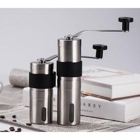 Alat Penggiling Kopi Manual Coffee Grinder - RHNHA0175 - Black - 9