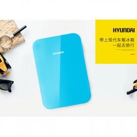 Hyundai Kulkas Mobil Mini Home Dual Use Cooler Warmer Portable Refrigerator 6L - HD-6L - Blue - 8