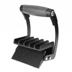 Alloet Free Hand Easy Gorilla Gripper Panel Wood Furniture Carrier - BH847 - Black - 3