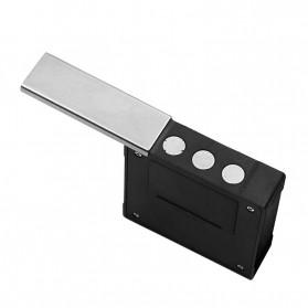 JIGONG Alat Ukur Sudut Kemiringan Digital Protractor Inclinometer Level with Magnetics Angle Measuring - JIG-RT001 - Black - 3