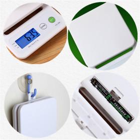 VKTECH Timbangan Dapur Mini Digital Platform Scale 5000g 0.1g - KS-286 - White - 4