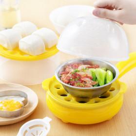 Keythemelife Panci Elektrik Pancake Egg Boiler Frying Pan - DY0543 - Yellow - 2