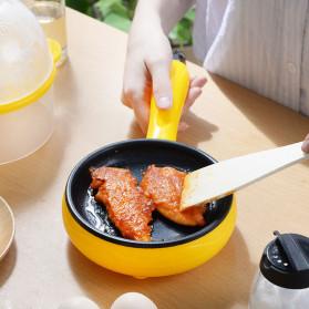 Keythemelife Panci Elektrik Pancake Egg Boiler Frying Pan - DY0543 - Yellow - 3