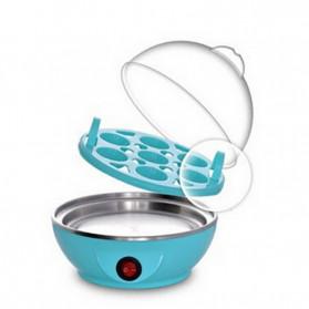 DMWD Electric Mini Egg Cooker Boiler Alat Rebus Telur 7 Slot - ZDJ3001 - Blue - 4