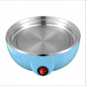 DMWD Electric Mini Egg Cooker Boiler Alat Rebus Telur 7 Slot - ZDJ3001 - Blue - 7